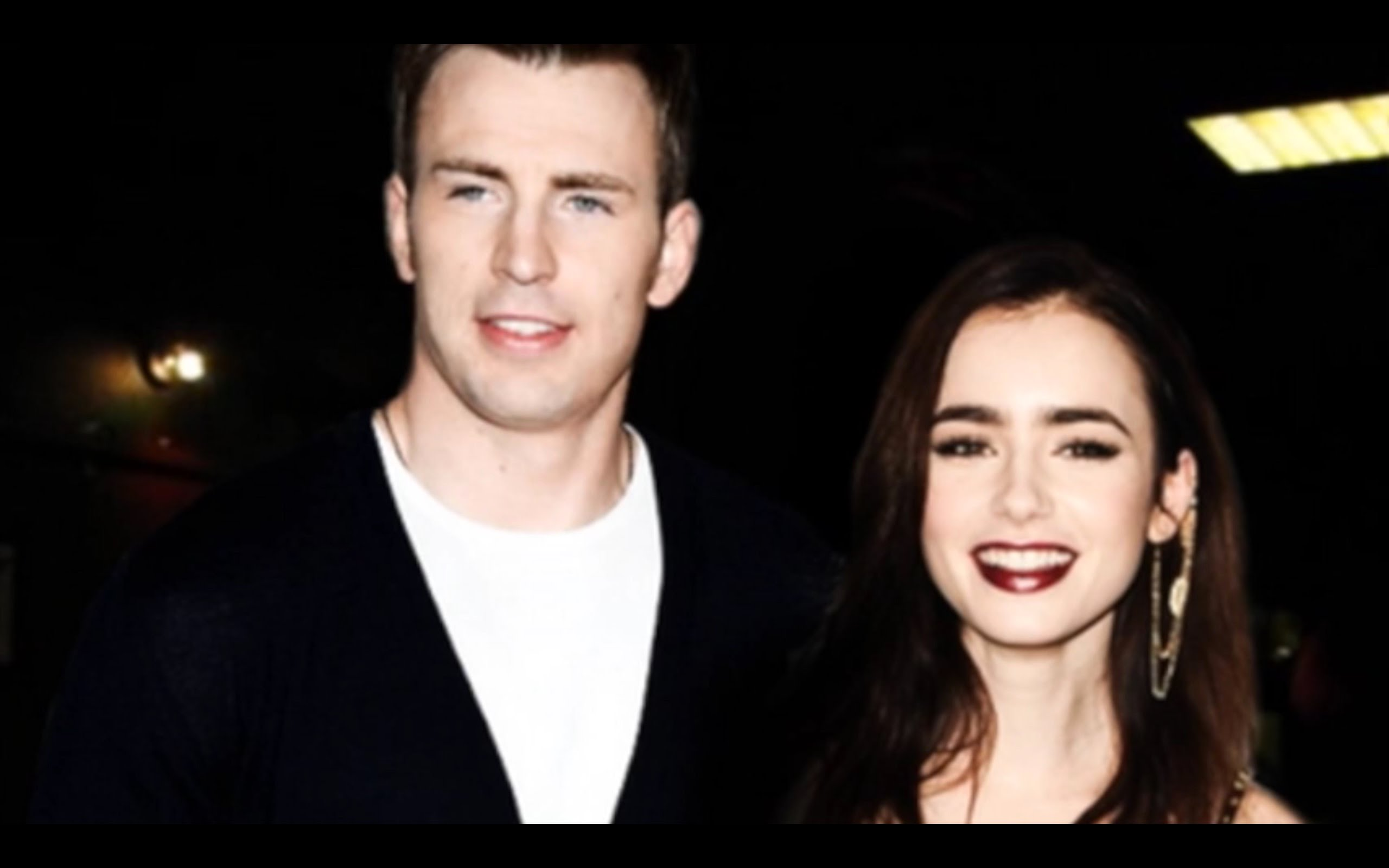 lily collins dating February 03, 2016 - 09:26 gmt hellomagazinecom nick jonas and lily collins are reportedly dating, an insider revealed: they are having fun nick jonas is often at the centre of a romance rumour and this time he has been linked to actress lily collins the new couple have reportedly been spending.