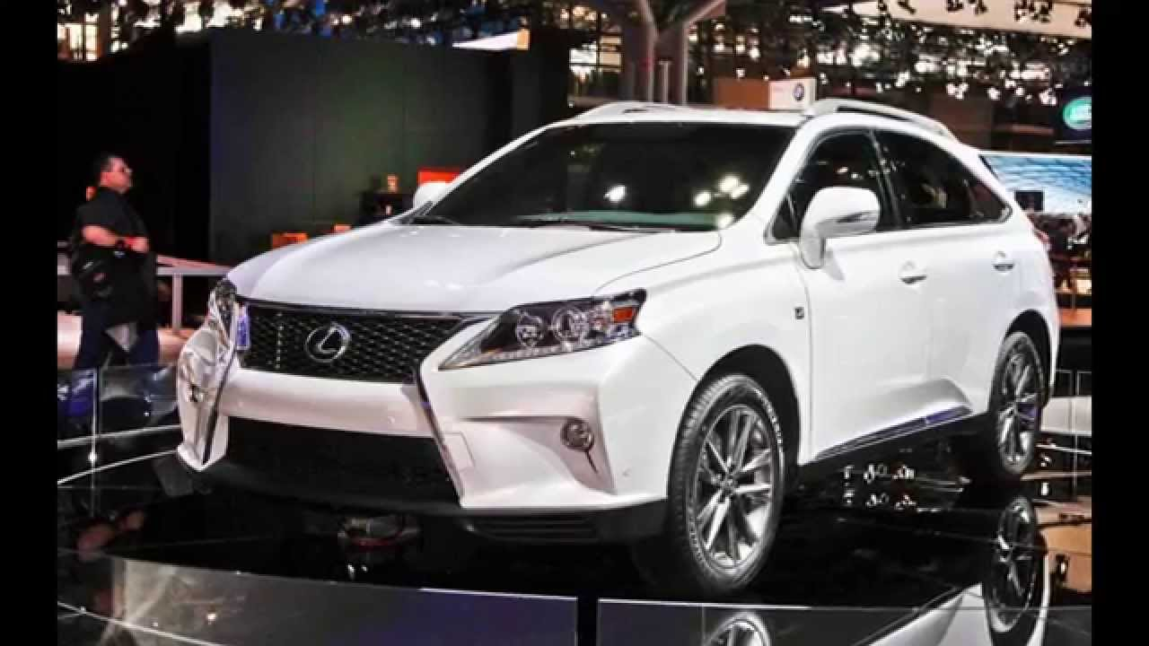 lexus fortifies hold on the midsize luxury suv segment with 2016 rx 350 and 2016 rx 450h. Black Bedroom Furniture Sets. Home Design Ideas