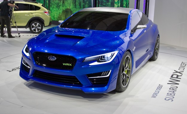 Sport Package Mods Gives The 2016 Subaru Wrx More Engaging