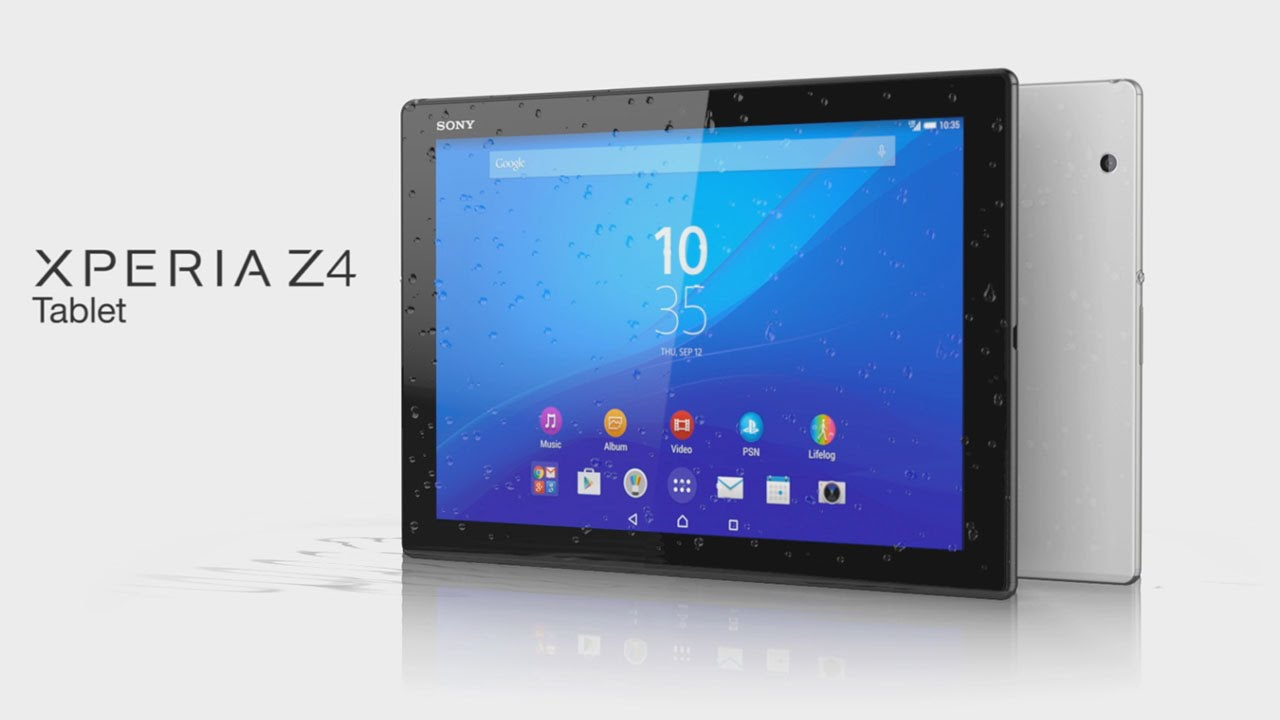 Sony Xperia Z4 Tablet Promises to be the Ultimate Game ...