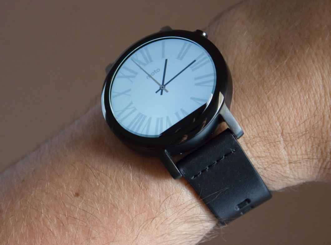 Motorola Moto 360 2nd Generation is a Respectable Upgrade ...
