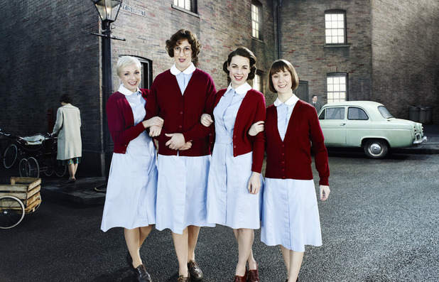 Call the Midwife' Season 5 Christmas Special to Feature the ...