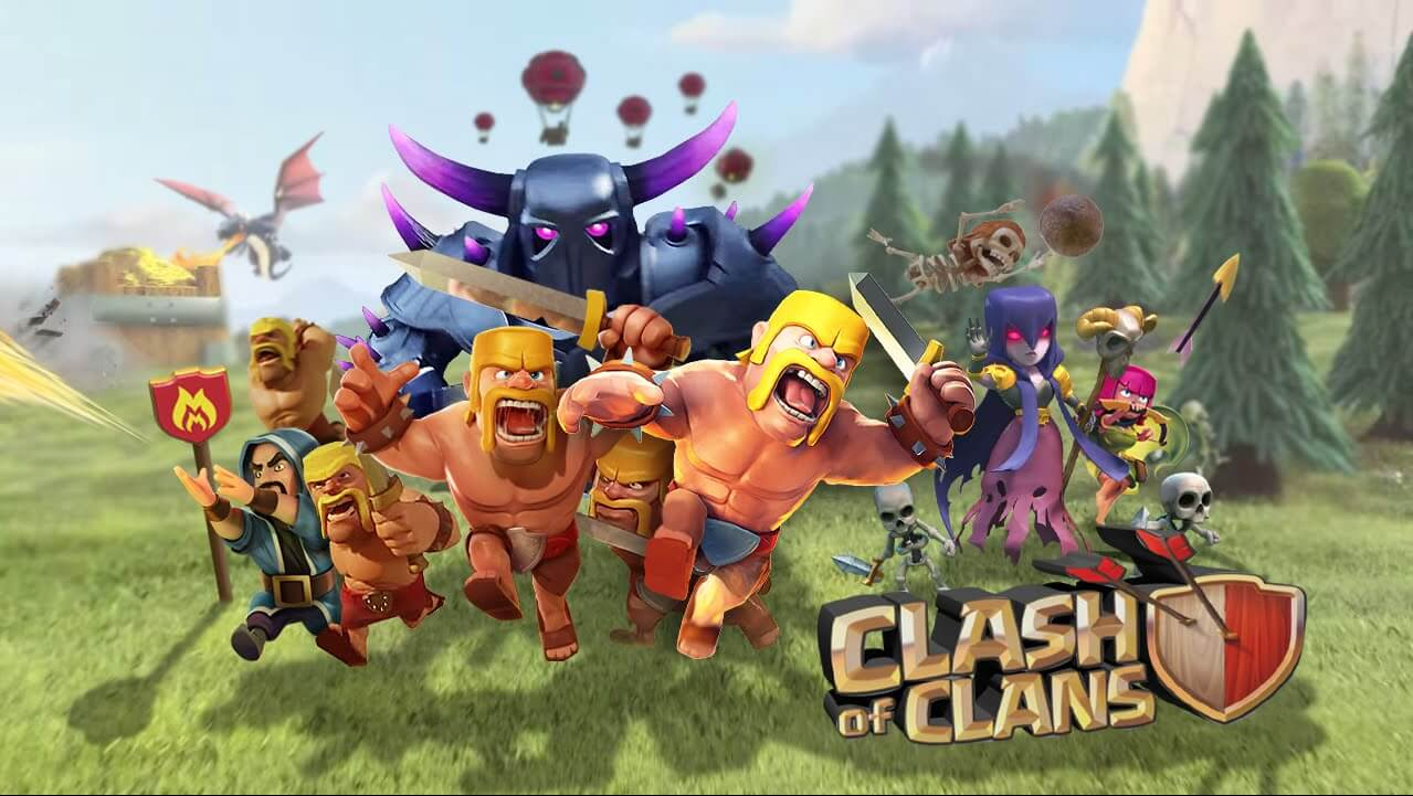 Clash Clans Tesla Shorts Charge
