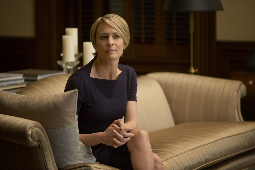 Is Melania Trump turning into House of Cards' First Lady Claire Underwood
