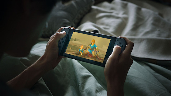 nintendo switch flop