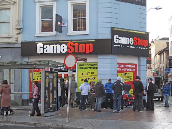gamestop closures