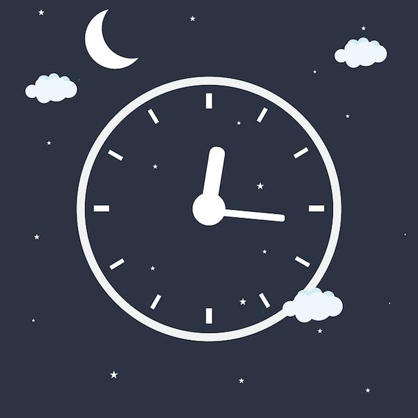 sleep calculator determine bed time