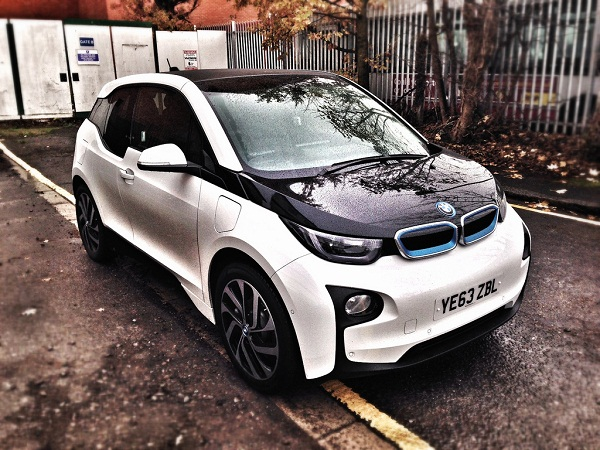 BMW I3 Electric Cars