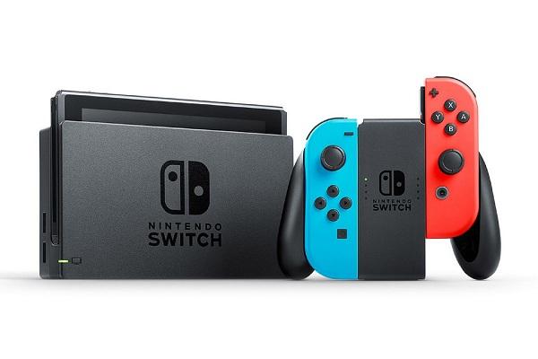 Nintendo switch restock