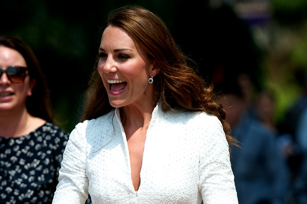 Topless Photos of Kate Middleton